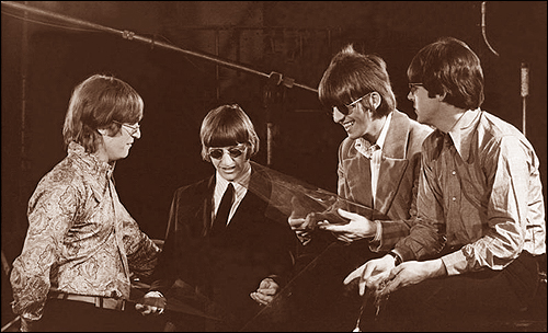 Absolute Elsewhere: The Beatles: Paperback Writer Behind The Scenes for The Ed Sullivan Show